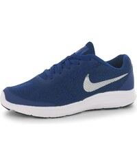Nike Revolution 3 Junior Running Shoes, royal/metgrey