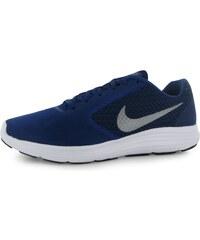 Nike Revolution 3 Mens Running Shoes, dkroyal/grey