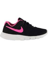 Nike Tanjun Girls Trainers, black/pink