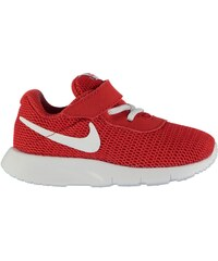 Nike Tanjun Infants Trainers, red/white