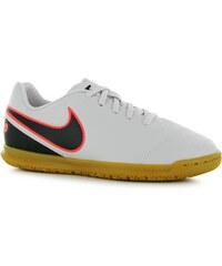 Nike Tiempo Rio III IC Junior Trainers, platinum/blk