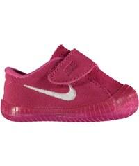 Nike Waffle 1 Crib Shoes Girls, pink/white