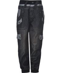 No Fear Double Waist Jeans Junior Boys, indigo