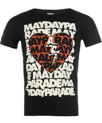 Official Mayday Parade T Shirt, heart