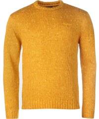 Pierre Cardin Neptune Knitted Jumper Mens, mustard nep