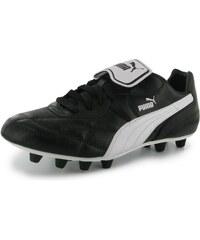 Puma Esito Classic FG Junior Football Boots, black/white