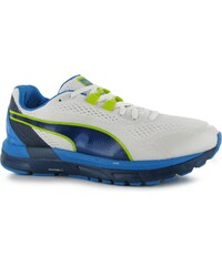 Puma Faas 600 S V2 Mens Running Trainers, white/grn