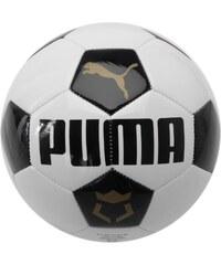 Puma King Force Football, white/black/gld