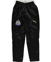 Puma Newcastle United Tracksuit Bottoms Juniors, black/white
