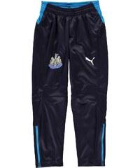 Puma Newcastle United Tracksuit Bottoms Juniors, navy/blue