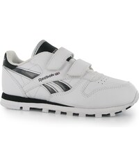 Reebok Classic CTM Tech 2V Childrens Trainers, wht/blk/silver