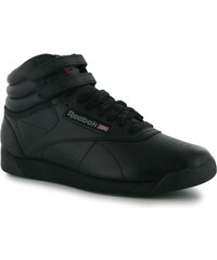 Reebok FreeStyle Ladies HI Top, black