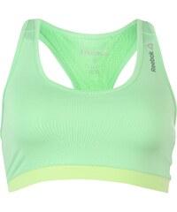Reebok Short Bra Womens, green