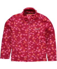 Regatta Tycoon Fleece Jacket Junior Girls, virtual pink
