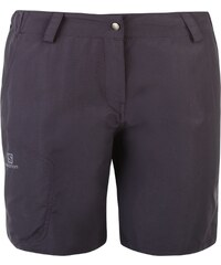 Salomon Element Shorts Ladies, nightshade grey