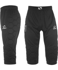 Sondico Goalkeeper Three Quarter Trousers Mens, black