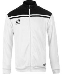 Sondico Precision Woven Jacket Mens, white/black