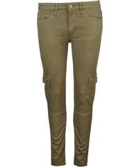 SoulCal Cargo Trousers Ladies, khaki