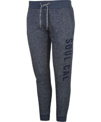 SoulCal Lex Joggers, navy grindle