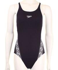 Speedo Swimsuit Ladies, black/white