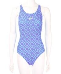 Speedo Swimsuit Ladies, violet/turquois