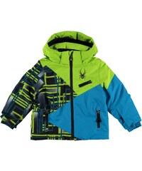 Spyder Ambush Jacket Infant, blue/green