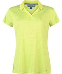 Tommy Hilfiger Hilfiger Golf Cristina Mc Ladies Polo Shirt, lime punch