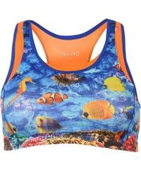 USA Pro Medium Support Bra, aquarium