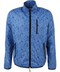 Your Own Guerilla Mens Lightweight Jacket, blue