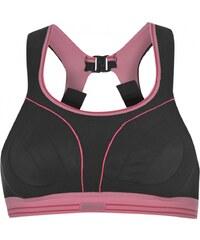 Shock Absorber Run Bra Ladies, black/pink