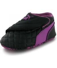 Puma Drift Cat Crib Shoe Infants, black/purple