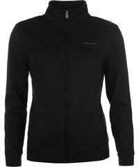 LA Gear Full Zip Fleece Ladies, black