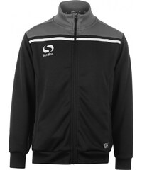 Sondico Precision Woven Jacket Mens, black/charcoal