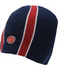 Nike Beanie Hat Mens, navy/red