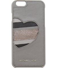 MICHAEL Michael Kors Étui à portable steel grey