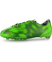 Adidas F50 adiZero Synthetic FG Junior Football Boots, solar green
