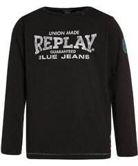 Replay Tshirt à manches longues blackboard