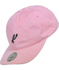 Mitchell & Ness Chukker San Antonio Spurs Snapback pink