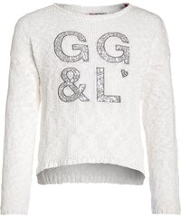 GEORGE GINA & LUCY girls Pullover ivory