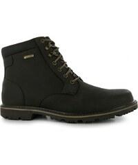 Rockport Gents Boots, dark brown