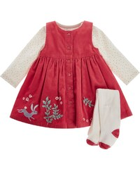 Marks & Spencer London SET Robe d'été coral