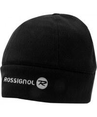 Rossignol Fleece Beanie Hat Mens, black