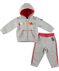 Lonsdale Jogger Set Baby Boys, grey m