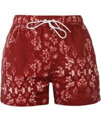 Smith Bairro Swim Shorts Mens, claret