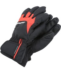Ziener LIZZARD Fingerhandschuh black/red
