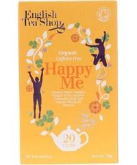 Čaj English Tea Shop navozující pocit štěstí