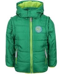 Zelená klučičí bunda s kapucí 5.10.15.