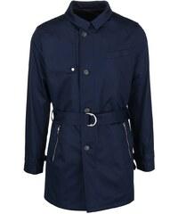 Tmavě modrý kabát Bertoni Lund