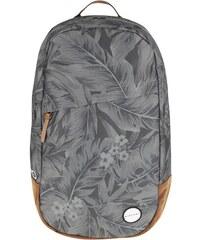 Zelený pánský batoh s detaily v semišové úpravě Rip Curl Palm Craft