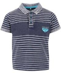 Tmavě modré klučičí pruhované polo tričko name it Kole